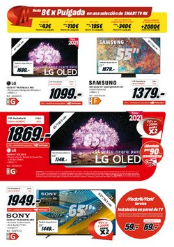 Ofertas de Samsung en el catálogo de Media Markt ( Caduca hoy)