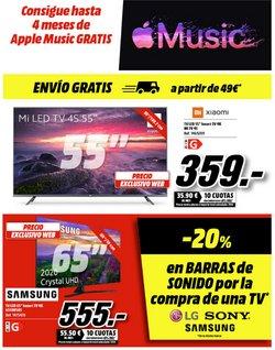 Ofertas de Samsung en el catálogo de Media Markt ( Publicado hoy)