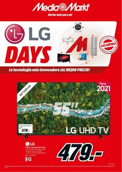 Catálogo Media Markt ( 3 días más)