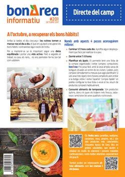Ofertas de bonÀrea  en el folleto de Barcelona