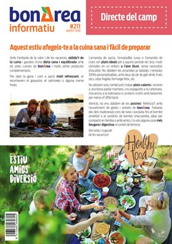 Ofertas de bonÀrea  en el folleto de Zaragoza