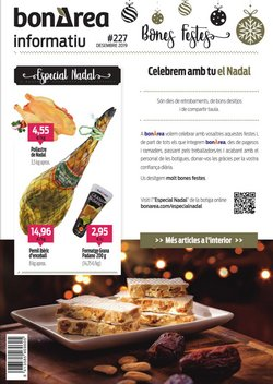 Ofertas de bonÀrea  en el folleto de Rivas-Vaciamadrid
