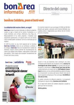Ofertas de bonÀrea  en el folleto de Mollet del Vallès