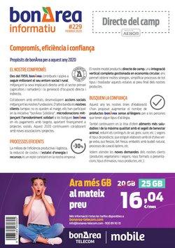Catálogo bonÀrea en Calella ( 10 días más )