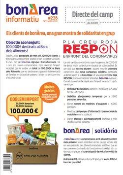 Catálogo bonÀrea en Valencia ( 5 días más )