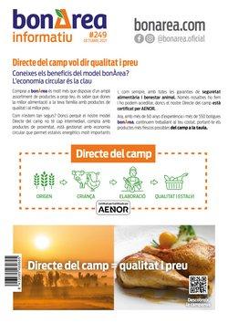 Catálogo bonÀrea ( 14 días más)