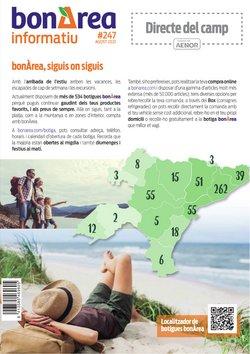 Ofertas de BonÀrea en el catálogo de bonÀrea ( Publicado hoy)