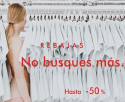 Ofertas de Adolfo Domínguez Plus  en el folleto de Madrid