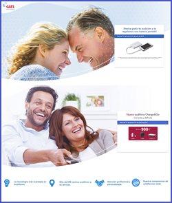 Ofertas de Salud y ópticas  en el folleto de GAES en Gáldar