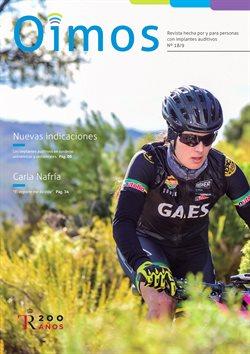 Ofertas de Salud y ópticas  en el folleto de GAES en Vecindario