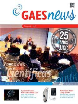 Ofertas de Salud y ópticas  en el folleto de GAES en Antequera