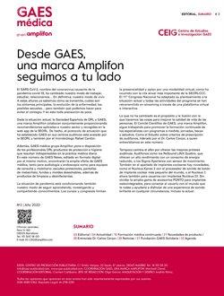 Ofertas de Autores en GAES