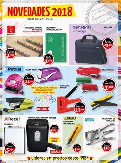 Ofertas de Destructora de papel  en el folleto de Carlin en Madrid