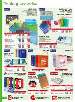 Ofertas de Envío y paquetería  en el folleto de Carlin en Calahorra