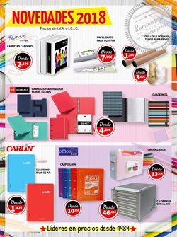 Ofertas de Carpetas  en el folleto de Carlin en Madrid