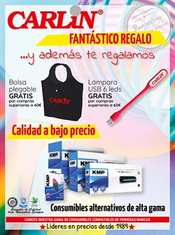 Ofertas de Carlin  en el folleto de Madrid