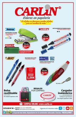 Ofertas de Libros y Papelerías en el catálogo de Carlin en Terrassa ( 4 días más )