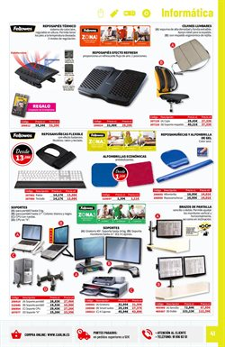 Ofertas de Fellowes en Carlin