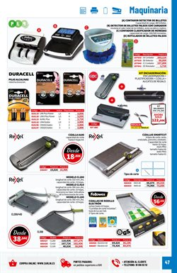 Ofertas de Alicates en Carlin
