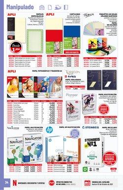 Ofertas de HP en el catálogo de Carlin ( Publicado ayer)