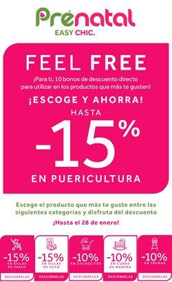 Ofertas de Prénatal  en el folleto de Madrid