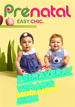 Ofertas de Prénatal  en el folleto de Barcelona