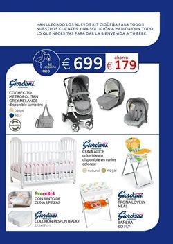 Ofertas de Bañera de bebé  en el folleto de Prénatal en Sevilla