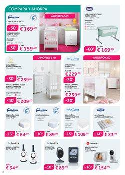 Ofertas de Dormitorios  en el folleto de Prénatal en León