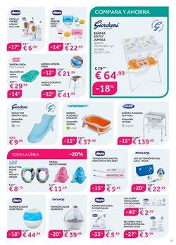 Ofertas de Bañera de bebé  en el folleto de Prénatal en Barcelona
