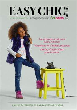 Ofertas de Moda infantil  en el folleto de Prénatal en Sevilla