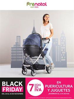 Ofertas de Juguetes y bebes  en el folleto de Prénatal en León