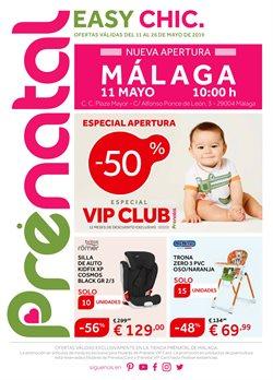 Ofertas de Prénatal  en el folleto de Málaga