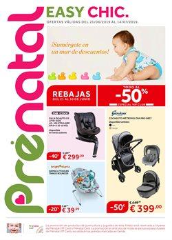 Ofertas de Juguetes y bebes  en el folleto de Prénatal en Santa Marta de Tormes
