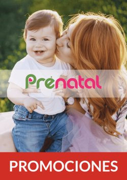 Catálogo Prénatal en Alicante ( Caduca mañana )