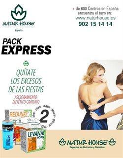 Ofertas de Perfumerías y belleza  en el folleto de Naturhouse en A Coruña