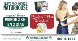 Ofertas de Naturhouse  en el folleto de Madrid