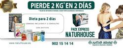 Ofertas de Naturhouse  en el folleto de Telde