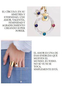 Ofertas de Anillo  en el folleto de Tous en Madrid
