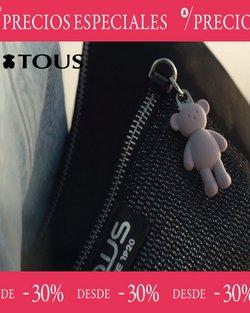 Ofertas de Tous en el catálogo de Tous ( 30 días más)