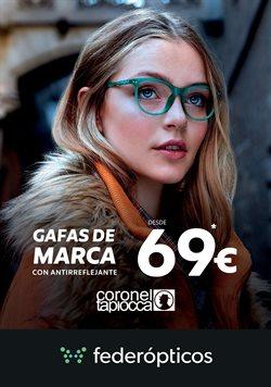 Ofertas de Temporada  en el folleto de Federópticos en Ourense
