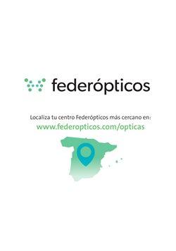 Ofertas de Gafas  en el folleto de Federópticos en Valladolid