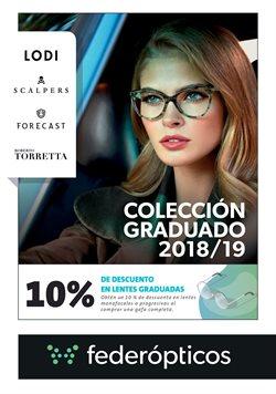 Ofertas de Salud y ópticas  en el folleto de Federópticos en Pinto