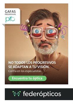 Ofertas de Salud y Ópticas en el catálogo de Federópticos en El Palmar ( Publicado ayer )