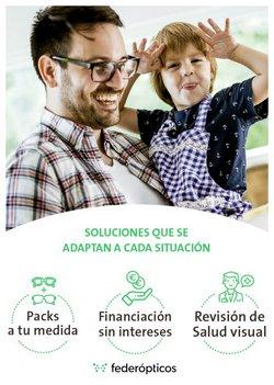 Ofertas de Salud y Ópticas en el catálogo de Federópticos en Martorell ( Más de un mes )