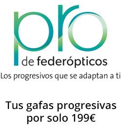 Ofertas de Federópticos  en el folleto de Leganés