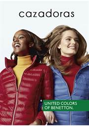 Catálogos de ofertas United Colors Of Benetton en Madrid