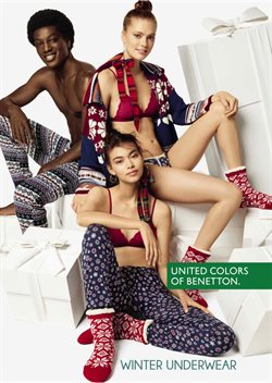Ofertas de United Colors Of Benetton  en el folleto de Córdoba