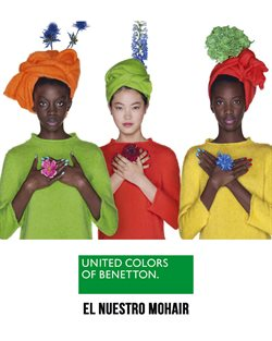 Ofertas de United Colors Of Benetton  en el folleto de Fuenlabrada