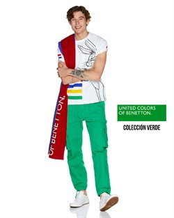 Ofertas de United Colors Of Benetton  en el folleto de Son Servera