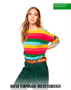 Ofertas de United Colors Of Benetton  en el folleto de Motril